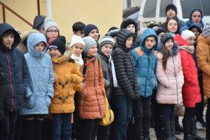 Митинг в школе №15, ближнее #14622