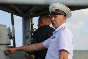 День ВМФ России в Феодосии #15292