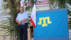 День крымскотатарского флага #15061