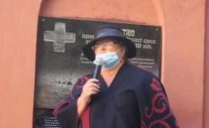 В Феодосии установили памятную доску 100-летия Русского Исхода #15413