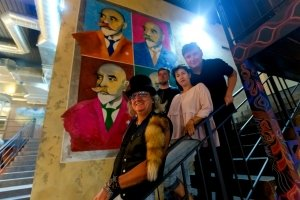Группа GREEN в гранд-кафе «Деникин» #13879