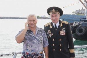 День ВМФ в Феодосии #13784