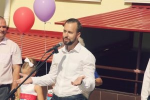 Открытие детского сада в Феодосии #13996