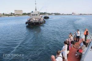 День ВМФ в Феодосии #13785