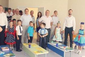 Открытие детского сада в Феодосии #13997
