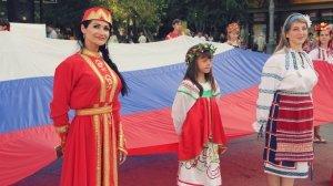 День Государственного флага в Феодосии #13910
