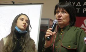В Феодосии установили памятную доску 100-летия Русского Исхода #15405