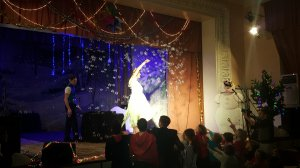 День Св. Николая в большом зале ДК #14671