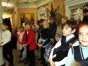 Фото выставки «Дед мороз из нашего детства» в Феодосии #6461