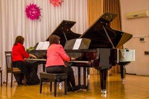 Фото празднования юбилея директора первой музыкальной школы Феодосии #5834