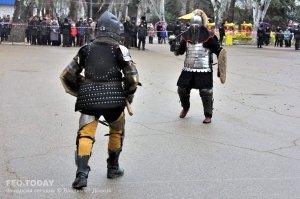 Феодосия. Празднование 23 февраля #7357