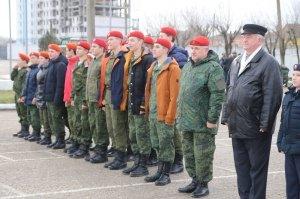 Присяга 171 отдельного десантно-штурмового батальона, Феодосия #6812