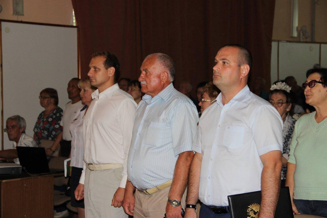 Фото торжественного мероприятия ко Дню герба и флага Республики Крым #4291