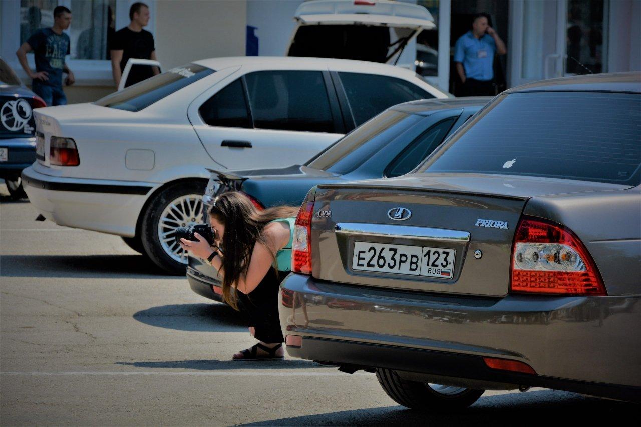 Фото чемпионата Крыма по тюнингу и автозвуку в Феодосии #684