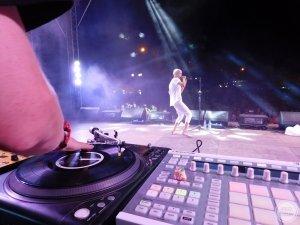 Фото концерта на День города 2017 и юбилей Айвазовского в Феодосии #2319