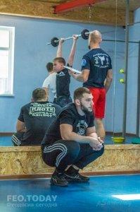 Заруба в Феодосии, турнир по CrossFit #8636