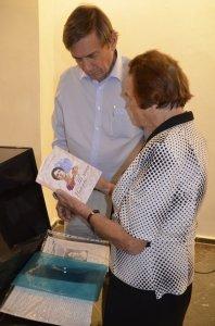 Фото презентации книги Юнге в Феодосии #4662