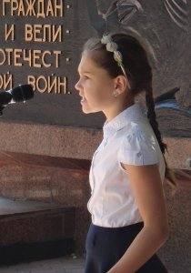 Фото митинга в Феодосии в память о жертвах терактов #3350