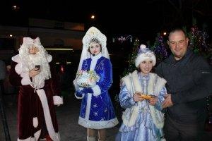 Новый год 2018 в Феодосии #6530