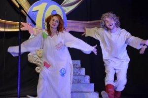Фото юбилейного представления Феодосийского театра драмы и музкомедии #5768