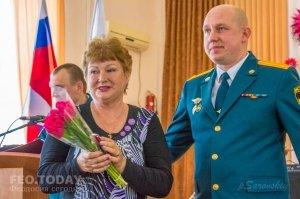 Награждение Феодосийских спасателей #8865