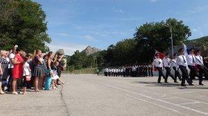Фото принятия присяги в Краснокаменке #400