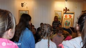 Фото юбилея художественной школы Айвазовского в Феодосии #5502