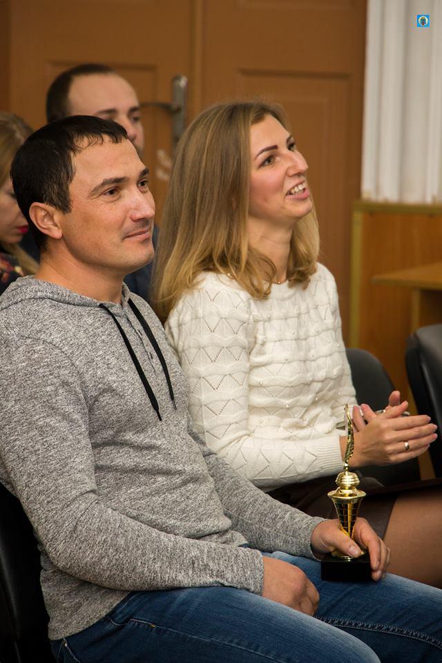 Фото награждения лучших предпринимателей Феодосии #5829