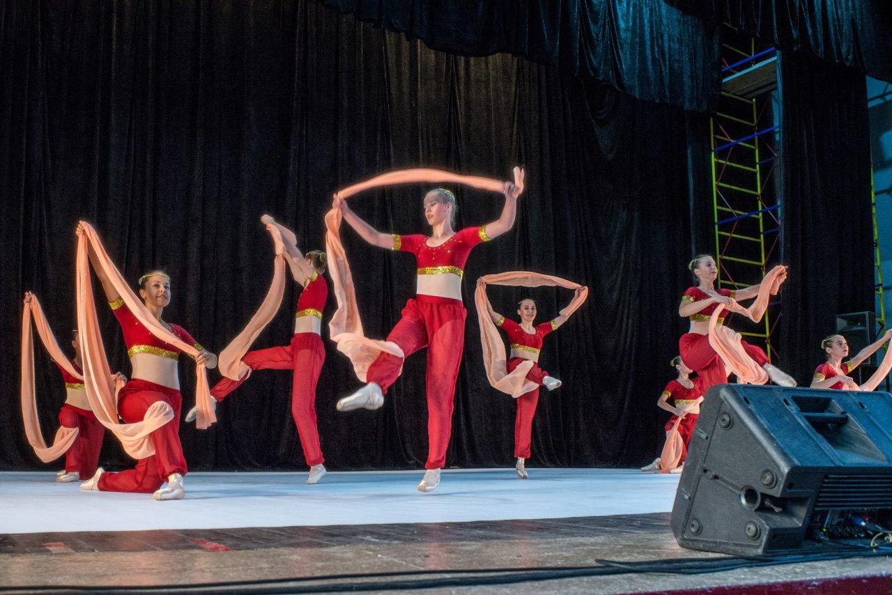 Фото концерта Анастасии Волочковой в Феодосии #631