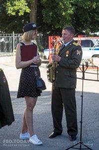Фестиваль военных оркестров в Феодосии #12793