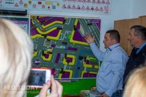 Открытие автомотошколы в Феодосии #8030