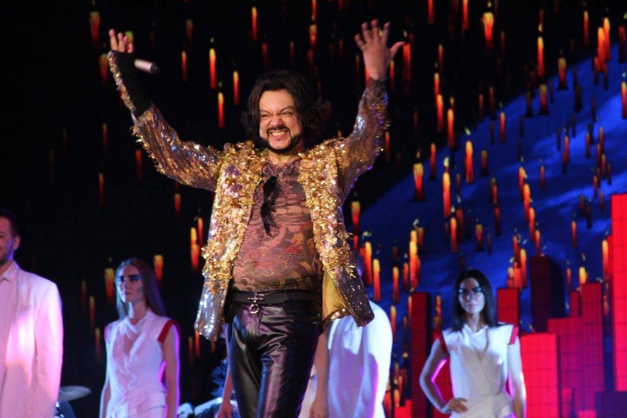 Фото концерта «Я Филипп Киркоров» в Феодосии #445