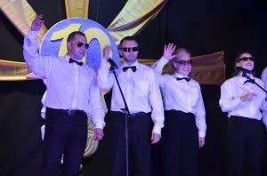 Фото юбилейного представления Феодосийского театра драмы и музкомедии #5777
