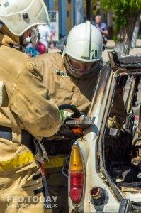 День пожарной охраны в Феодосии #8787