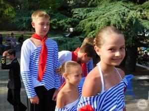 Фото выступления клуба БРАВО на День города в Феодосии #1608
