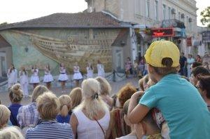 Фото фестиваля «Встречи в Зурбагане» в Феодосии #2958