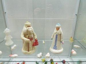Фото выставки «Дед мороз из нашего детства» в Феодосии #6465