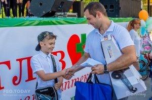 День защиты детей в Феодосии #11949