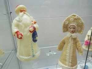 Фото выставки «Дед мороз из нашего детства» в Феодосии #6468