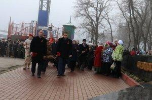 Фото митинга в память о Керченско-Феодосийском десанте #6483