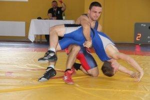 Открытый турнир по греко-римской борьбе в Феодосии #6841
