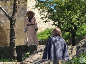 Фото со съемок фильма об Айвазовском в Феодосии #920