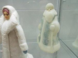 Фото выставки «Дед мороз из нашего детства» в Феодосии #6472
