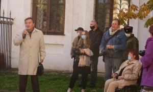 В Феодосии установили памятную доску 100-летия Русского Исхода #15408
