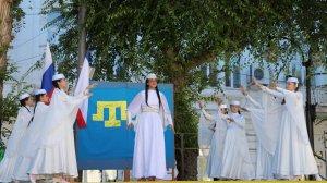 День крымскотатарского флага #15056