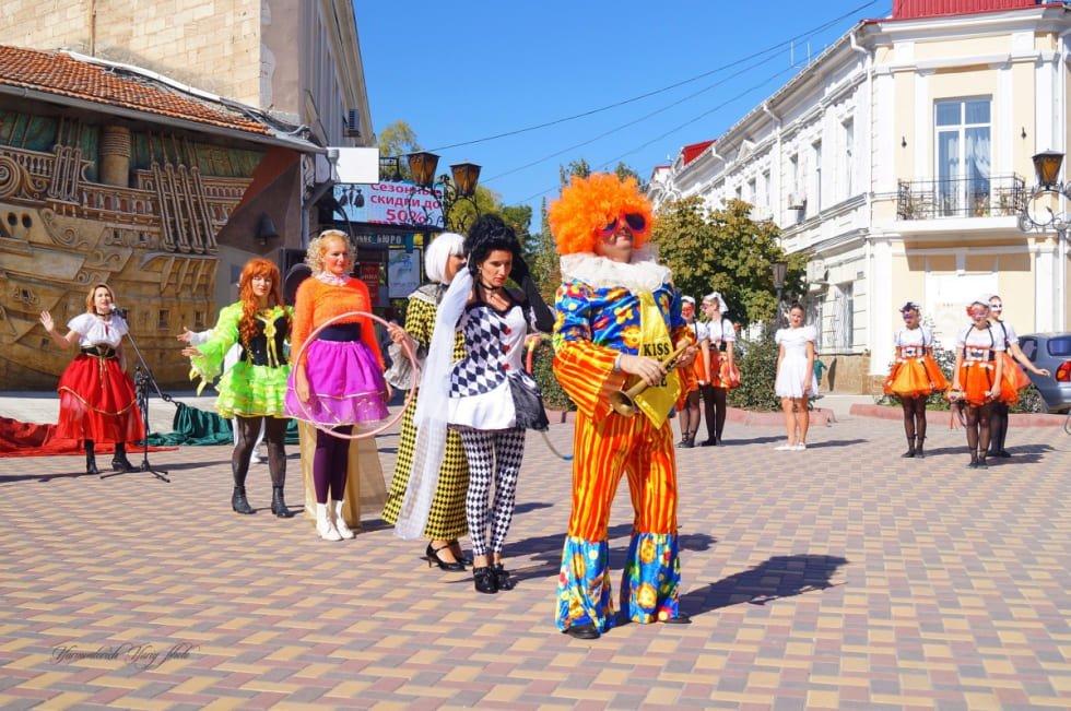 Открытие 26 театрального сезона театра «Парадокс» #14323