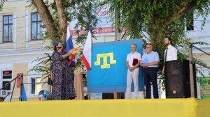 День крымскотатарского флага #15063