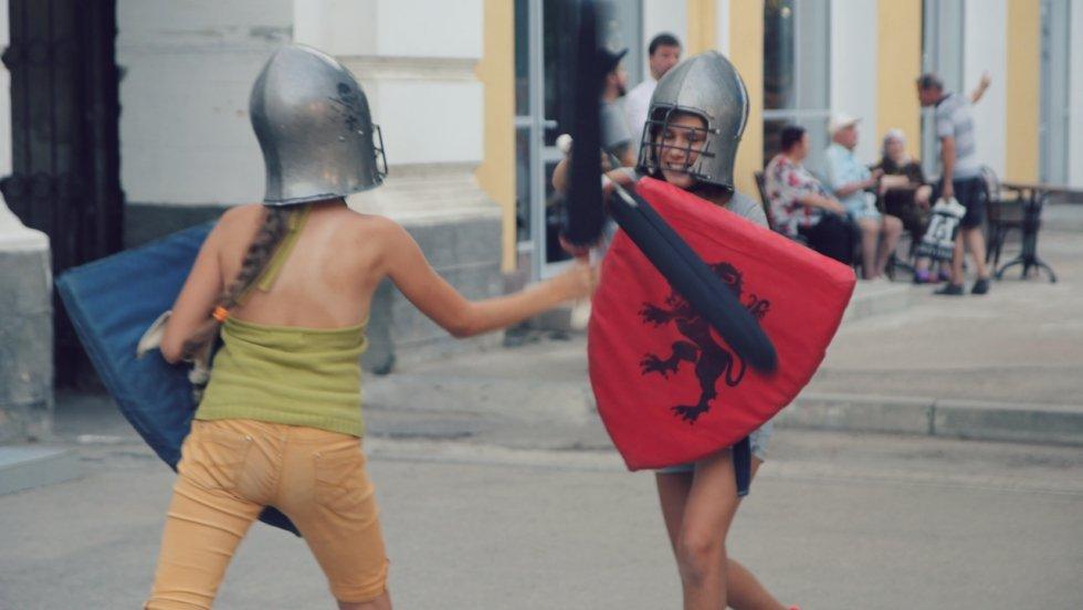 День Государственного флага в Феодосии #13921