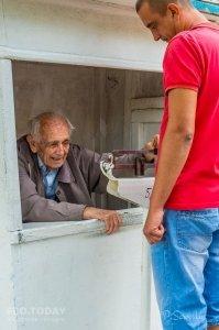 День пограничника в Феодосии #11689