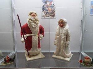 Фото выставки «Дед мороз из нашего детства» в Феодосии #6469
